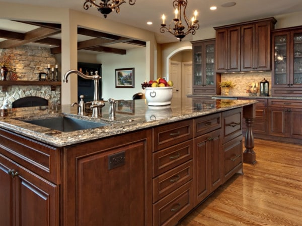 American Made Wooden Cabinets
