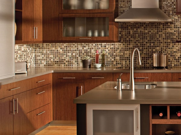 Bria Kitchen Cabinets by Dura Supreme